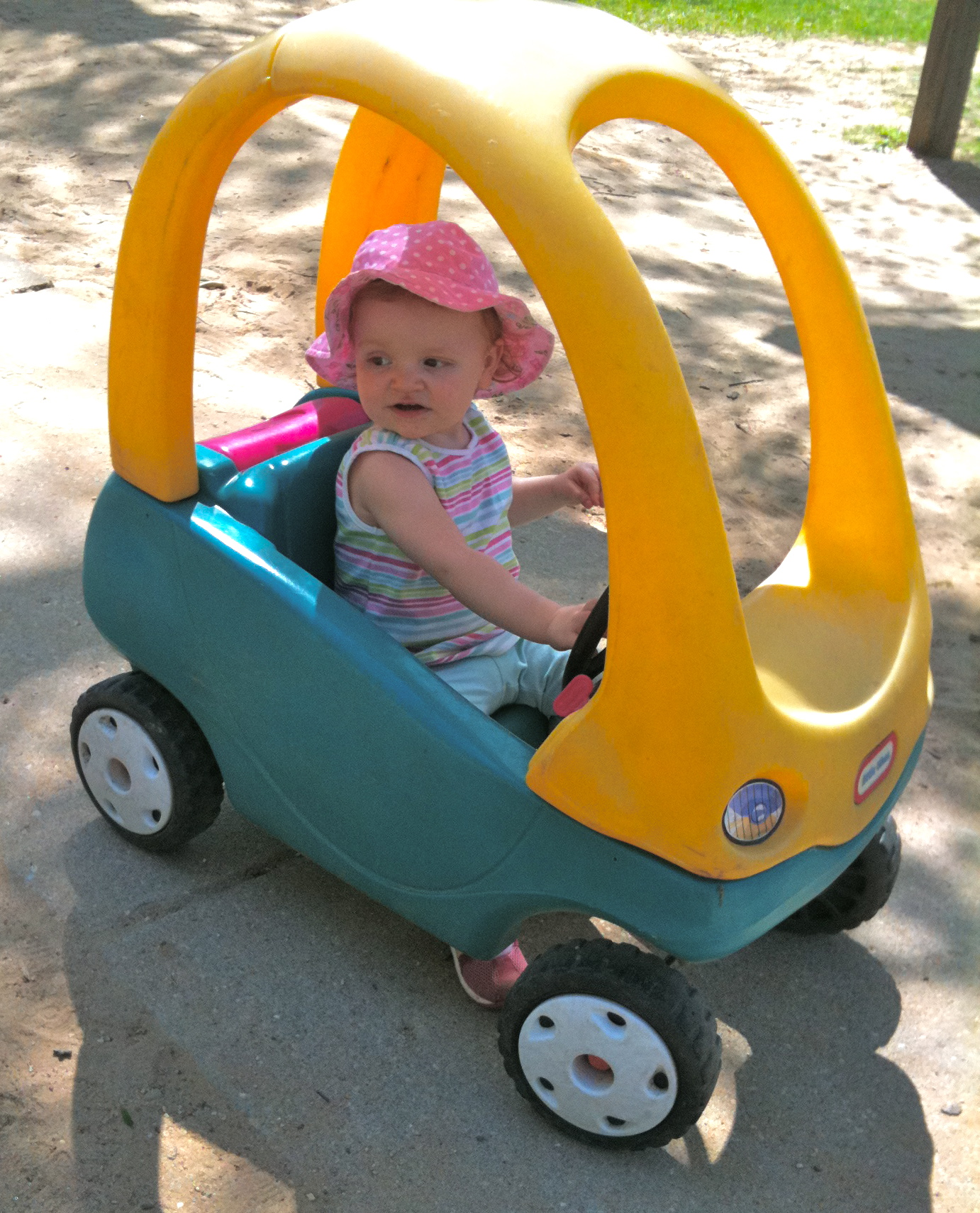 Chestnut Hills Park- Arlington Playground Review